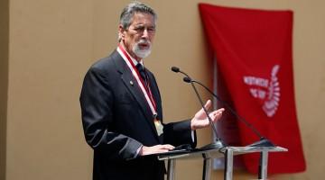 Francisco Sagasti: 72% aprueba su gestión como presidente, según CPI